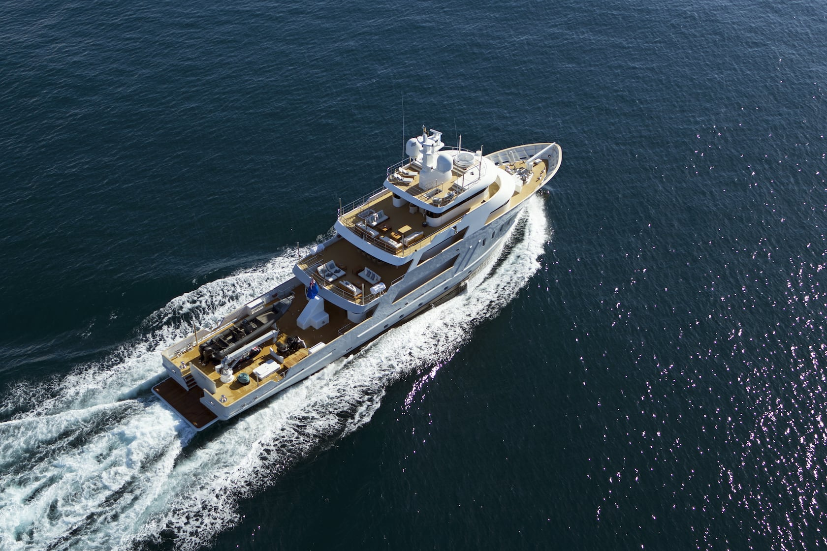 Aspire Yacht Mykonos