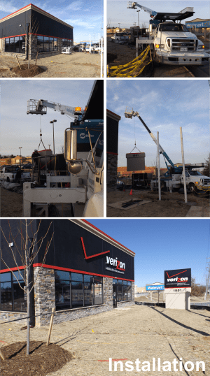 April 2015- General Signage- Average Sign Project Lead Time