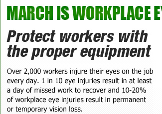 FirstName%%, It's Workplace Eye Wellness Month - stock up Eye ...