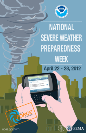 Severe Weather Preparedness Week - What would happen if a thunderstorm were to suddenly enter freezing air?