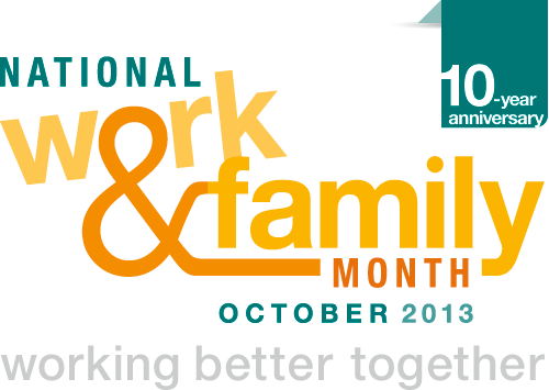 National Work and Family Month