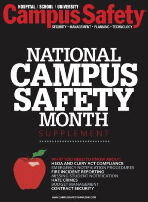 "Campus Safety Introduces ""National Campus Safety Month Supplement ..."