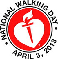 National Walking Day - NATIONAL UNDERWEAR DaY?