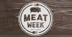 Meat Week - How much red meat per week?