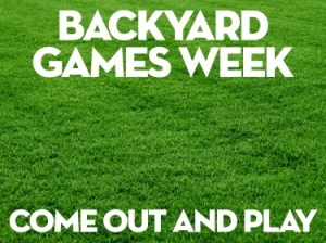 National Backyard Games Week - Some of the best and most memorable sports games in the past few years