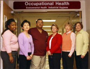 National Occupational Health Nursing Week - Nursing school?