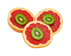 Grapefruit and Kiwi Month - can grapefruit, kiwi, mango n papaya extract in cosmetic products cause harm to our face skin?