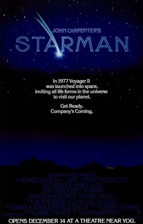 International Starman Month