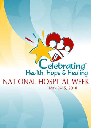 What did you do for National Nursing Week?