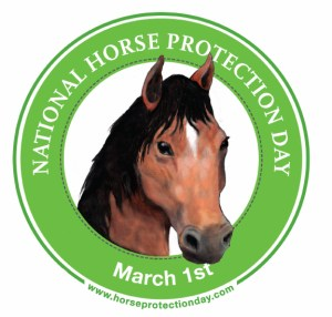 National Horse Protection Day - horse holidays? (20 characters)?