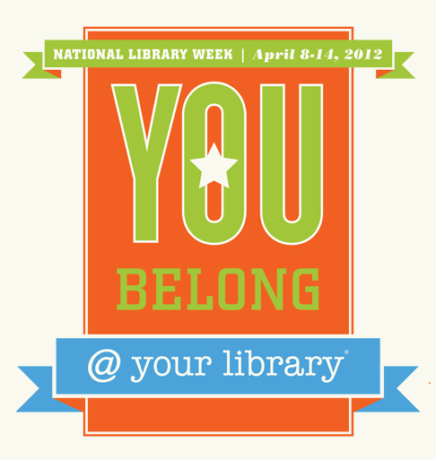 Who endorsed national library week?