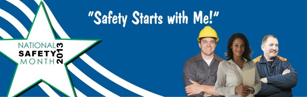 I know June is National Safety Month and I want to buy some safety reminders any ideas?