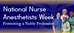 National Nurse Anesthetists Week - Is the U.S National Guard the same thing as the U.S Army?