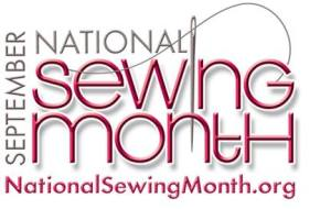National Sewing Month - Since March is National Craft Month?