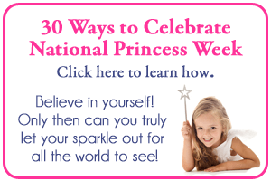 National Princess Week - what should i wear during National Princess week to school?
