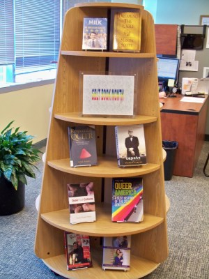 National GLBT Book Month - How do you pick up girls? am not good with words.?