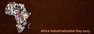 African Industrialization Day - History Question about industrialization.?