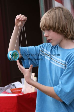 YoYo and Skill Toy Weekend - Yo-Yo & Skill Toys Contests: