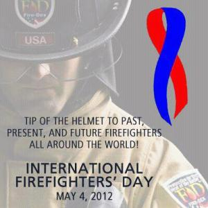 International Firefighters Day - International Fireman Day?