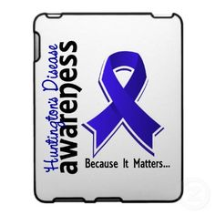 Huntington's Disease Awareness Month - how does it effect the person over time?