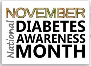 National Diabetes Month - Diabetes