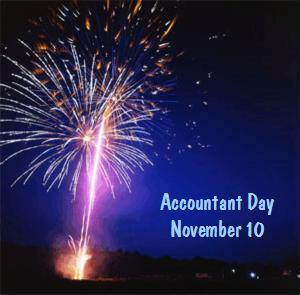Accountant's Day or Accounting Day - bookkeeping and accounting?