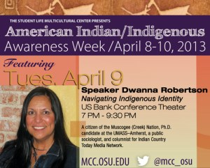 American Indian Awareness Week - Indian Values still present in India's youth?