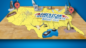 American Adventures Month - When do americans take vacation?