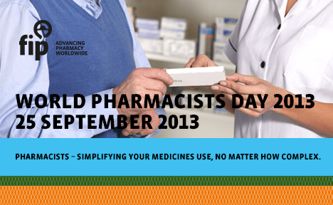 What do pharmacists do on a day-to-day basis?