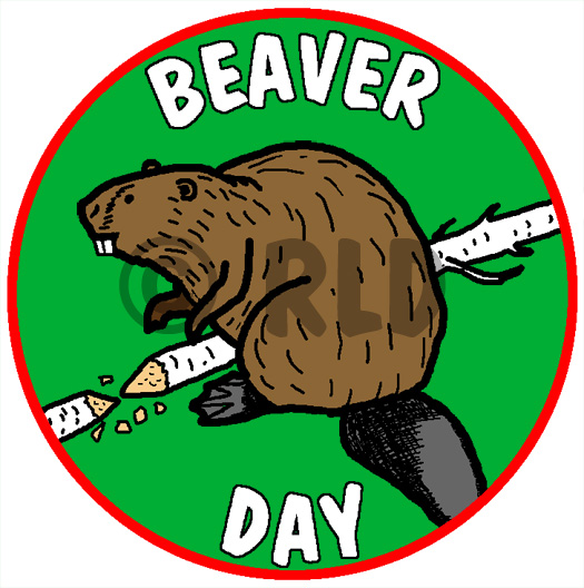 Do Canadians eat two beavers a day?