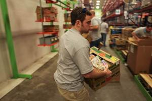 National Food Bank Week - Social Work questions regarding a food bank?