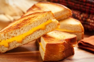 National Grilled Cheese Sandwich Month - How do you make a healthy grilled cheese sandwich?