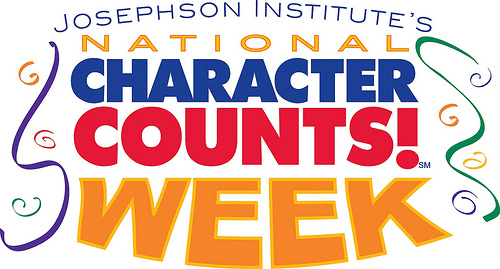 "Do you know how George W. Bush observed National ""Character Counts"" Week?"