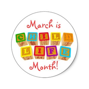 Child Life Month - Child life specialist?