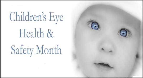 Children's Eye Health & Safety Month Program at the Lake City ...