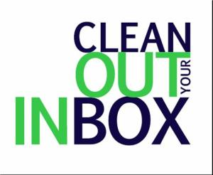 Clean Out Your Inbox Week - what is the best way to make inbox empty . ((delete all messages))?