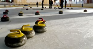 Curling Is Cool Day - After you curl your hair with a curling iron and you want to keep it lasting all day?