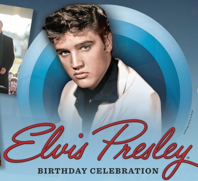 Elvis Birthday Celebration Kicks Off in Memphis Today - BWWMusicWorld