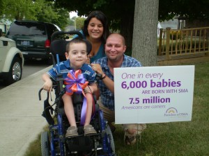 National Spinal Muscular Atrophy Awareness Month - August is the ONLY calender month without a MAJOR holiday: Why has it never been claimed for any