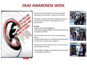 Deaf Awareness Week - Question on Deaf Awareness Week?