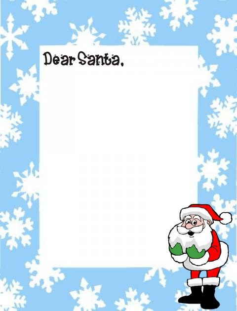 How do you write a good letter to Santa?