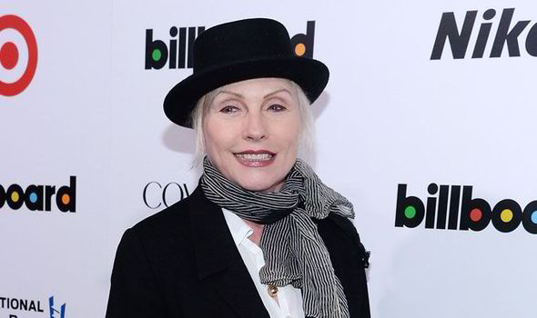 Blondie's Debbie Harry heads stars on song for Amnesty human ...