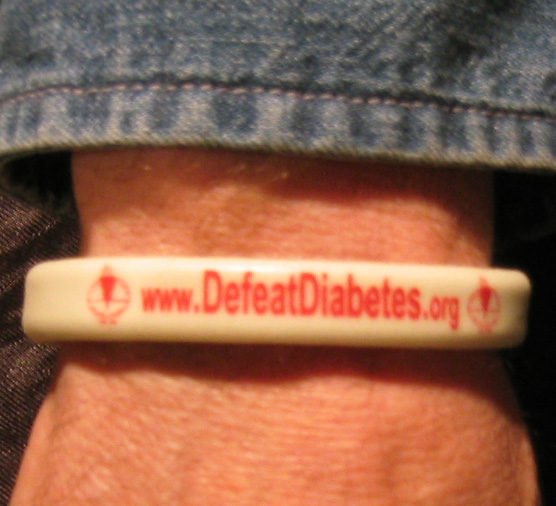 What happens when you test positive for diabetes?