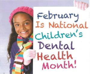 National Children's Dental Health Month - Other ethnic groups mouths?