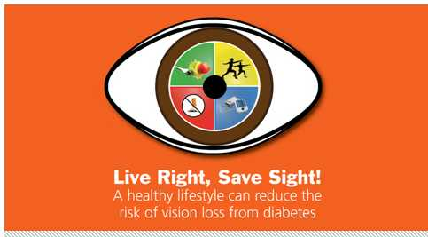 diabetic eye disease - vision lost?