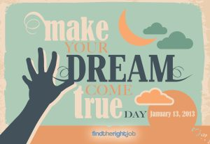 Make Your Dream Come True Day - DREAMS! had a strange dream other night? and it come true the next day?
