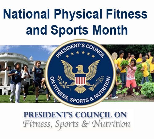 Wellness News at Weighing Success: May, National Physical Fitness ...