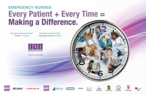 Emergency Nurses Week - Pediatric Emergency Room nurses?