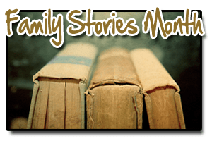 Family Stories Month - Story of Noah's Ark?