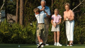 Family Golf Month - can i make a living playing golf?